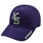 Top of the World Women's Kansas State University Chevron Crew Cap