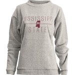 Three Squared Juniors' Mississippi State University Odessa Terry Top