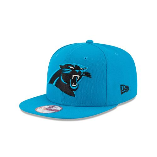 New Era Men's Carolina Panthers 9FIFTY® State Clip Snap Cap - view number 1