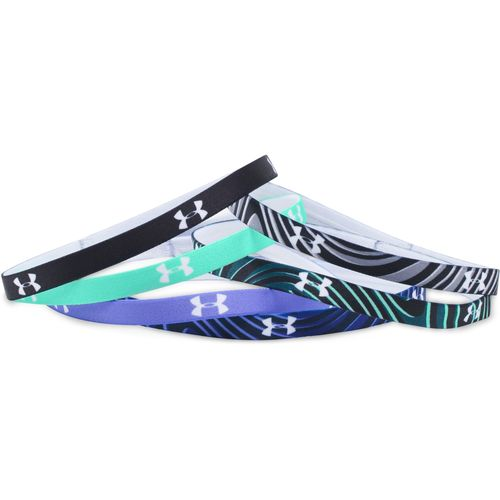 Under Armour Women's Mini Graphic Headbands 6-Pack