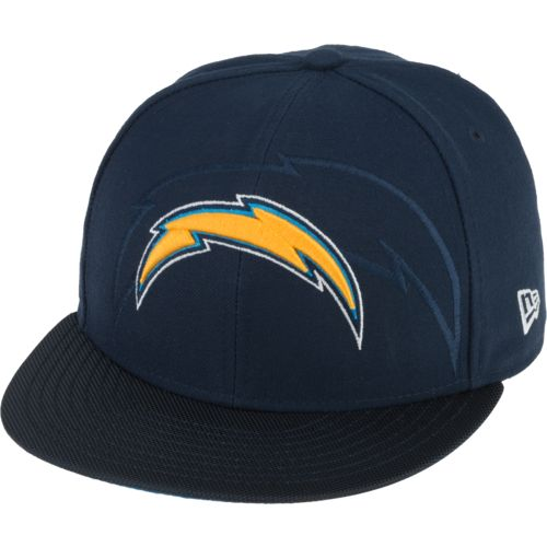New Era Men's San Diego Chargers NFL16 59FIFTY Cap