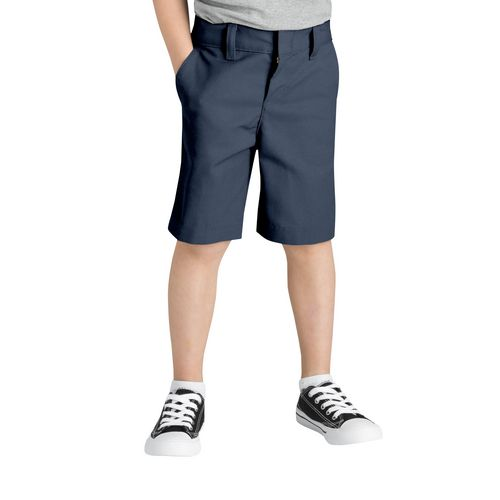 Dickies Boys' FlexWaist Flat Front Short
