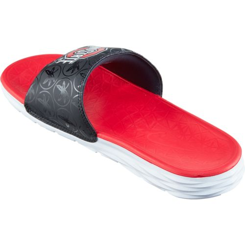 Nike Men's NCAA Benassi Solarsoft Sport Slides - view number 3