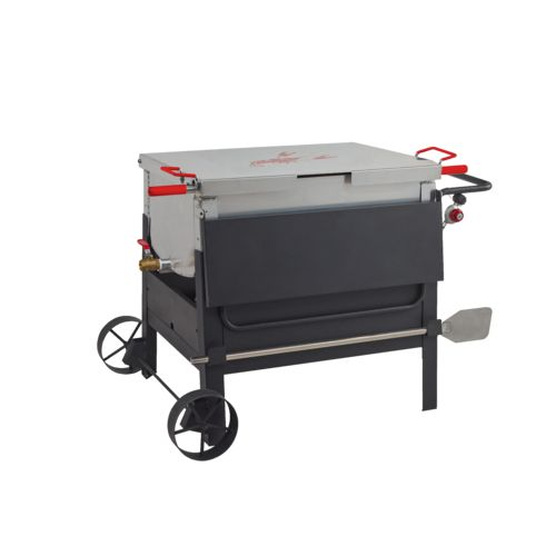 Display product reviews for Outdoor Gourmet Dual-Sack Crawfish Boiler