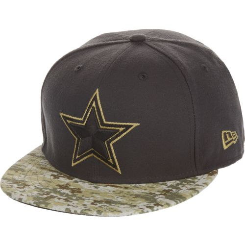 New Era Men's Dallas Cowboys 59FIFTY Salute to Service Cap
