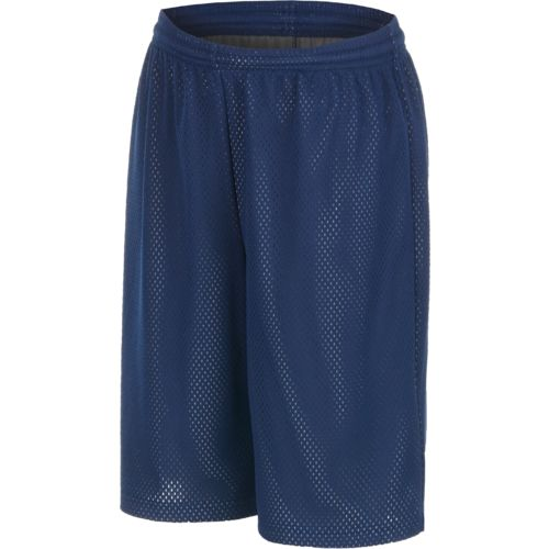 BCG Boys' Basic 2 Tone Mesh Basketball Short