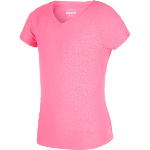 BCG™ Girls' Embossed Turbo Training T-shirt