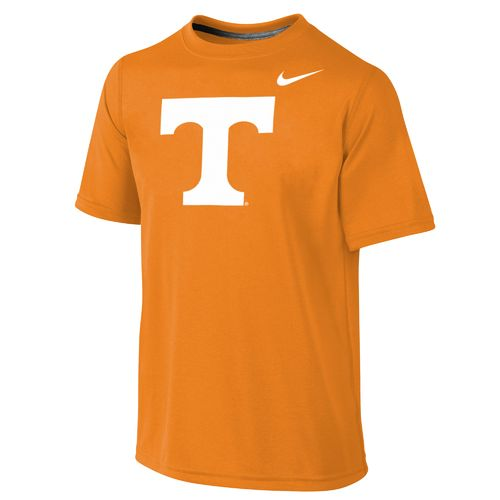 Nike™ Boys' University of Tennessee Dri-FIT Legend Short Sleeve T-shirt