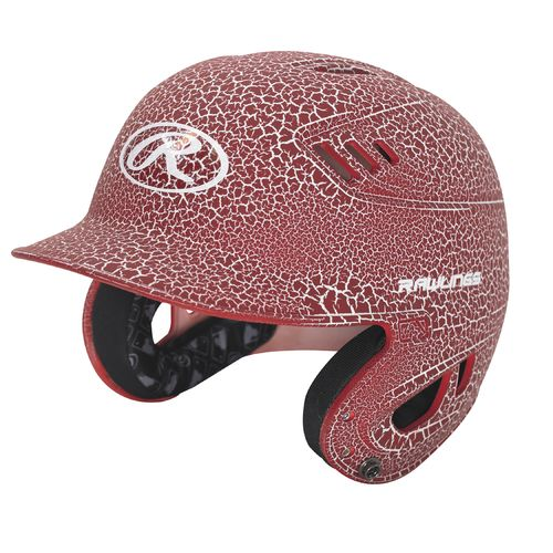 Display product reviews for Rawlings Juniors' R16 Raptor Crackle Finish Batting Helmet