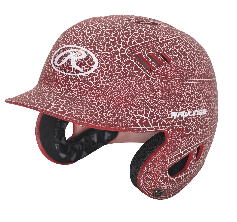 Display product reviews for Rawlings Juniors' R16 Raptor Crackle Finish Batting Helmet