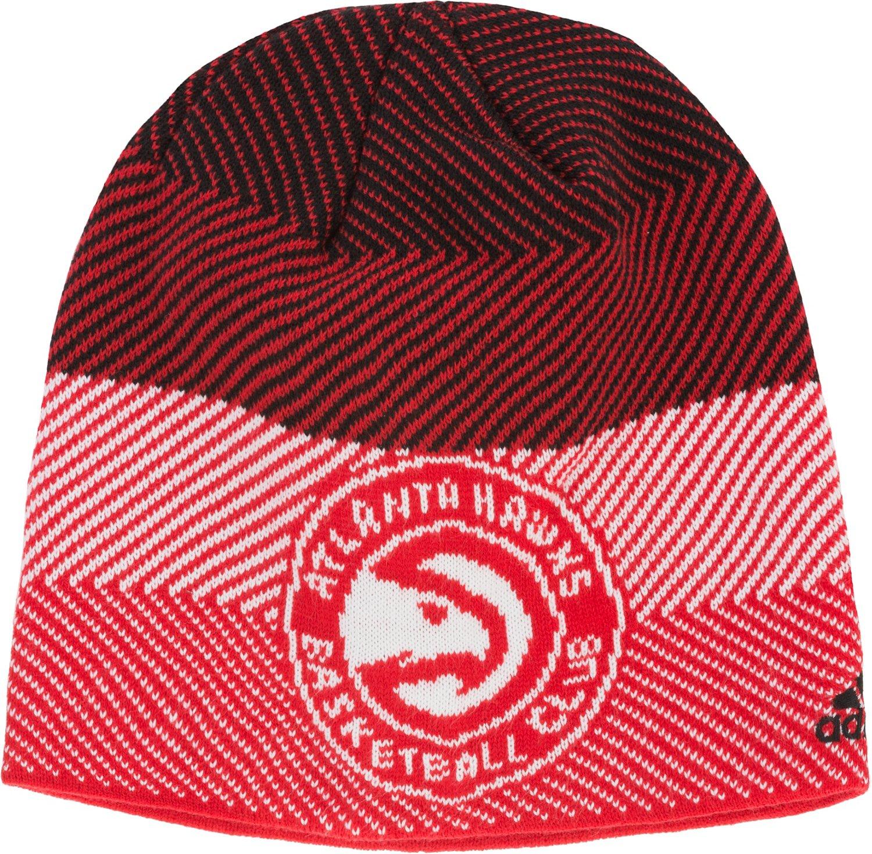 adidas™ Men's Atlanta Hawks Cuffless Logo Beanie