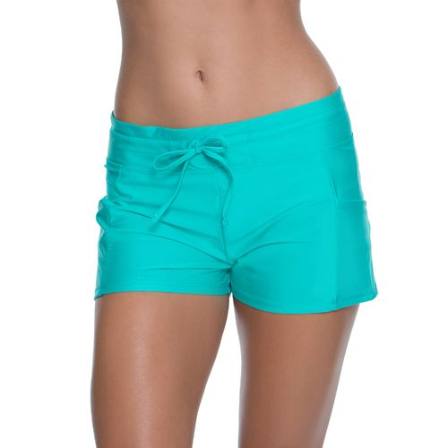 BCG Women's Malibu Solids Swim Short
