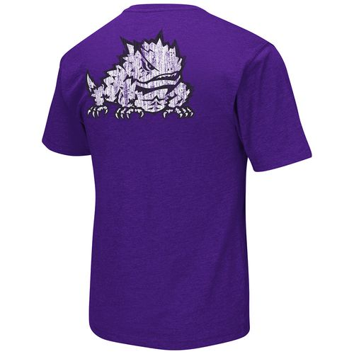 Colosseum Athletics™ Men's Texas Christian University Banya Pocket T-shirt - view number 2