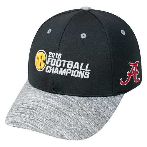 Top of the World Men's University of Alabama 2016 SEC Conference Champions Cap
