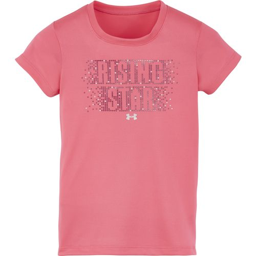 Under Armour Girls' Rising Star Short Sleeve T-shirt