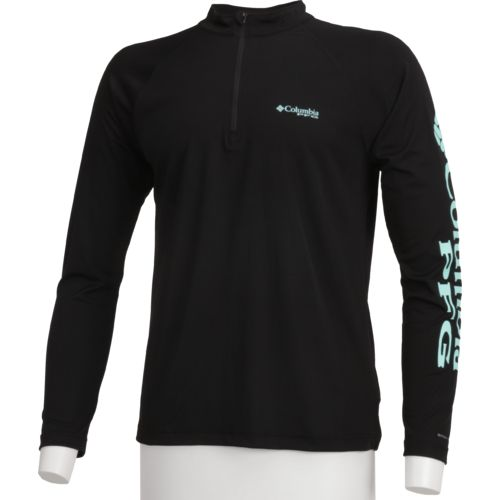 Columbia Sportswear Men's Terminal Tackle 1/4 Zip Sport Top - view number 1