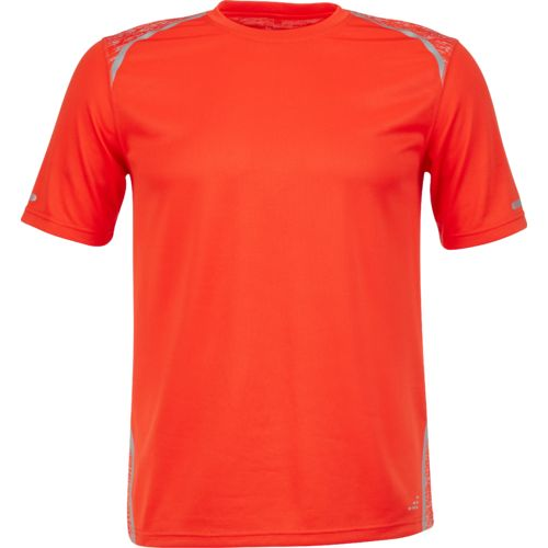 BCG Men's Bio Viz Short Sleeve Running T-shirt