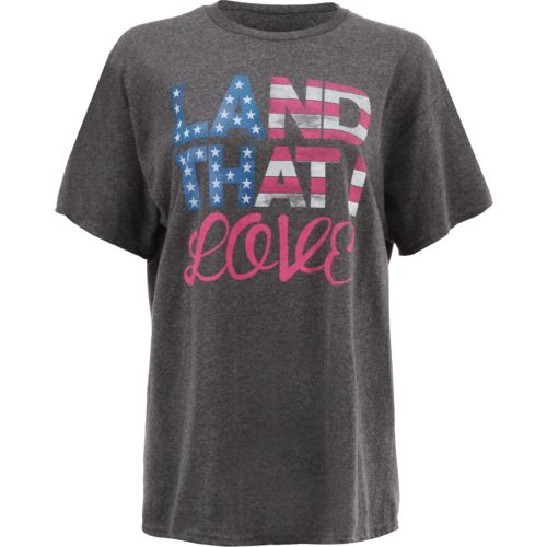 Academy Sports + Outdoors Women's Land That I Love T-shirt