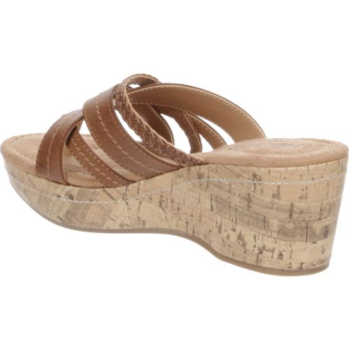 Austin Trading Co. Women's Ibis Wedge Sandals - view number 3