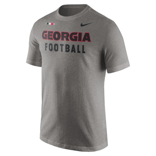 Nike™ Men's University of Georgia Facility T-shirt