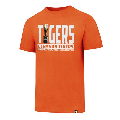 '47 Men's Clemson University 2016 National Champions Club T-shirt