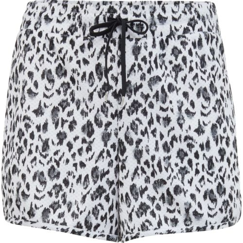 Display product reviews for BCG Women's Big Mesh Print Basketball Short