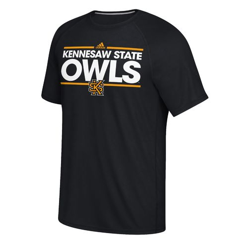adidas Men's Kennesaw State University Dassler Ultimate Short Sleeve T-shirt