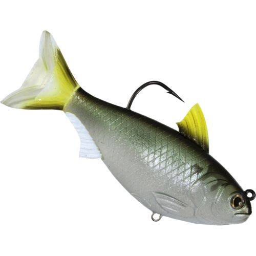 LIVETARGET Gizzard Shad Medium-Slow-Sinking Swimbait - view number 1