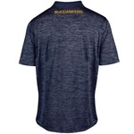 Champion™ Men's East Tennessee State University Synthetic Colorblock Polo Shirt - view number 2