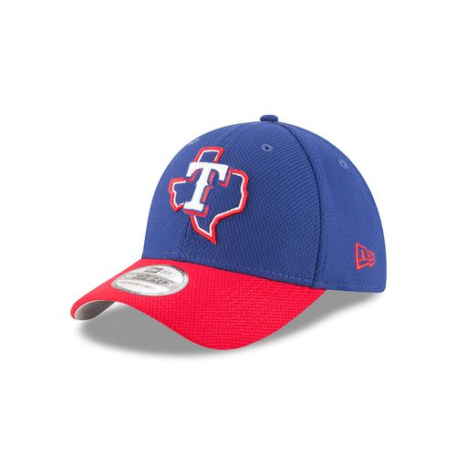 New Era Men's Texas Rangers MLB 17 Diamond Era 39THIRTY Cap