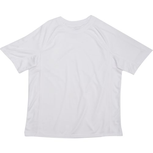 BCG Men's Turbo Mesh Short Sleeve T-shirt - view number 4