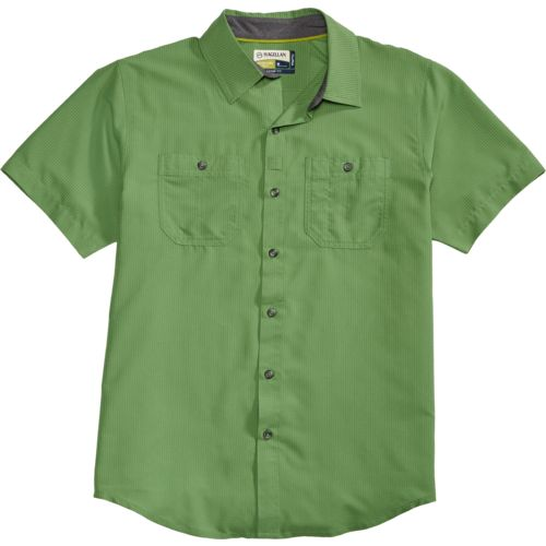 Magellan Outdoors Men's Caprock Short Sleeve Shirt - view number 4