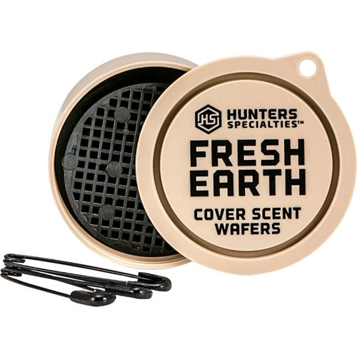 Display product reviews for Hunter's Specialties® Cover Scents Fresh Earth Scent Wafers™ 3-Pack