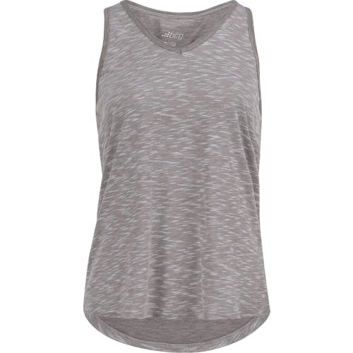 BCG Women's Lifestyle Twisted Slub Tank Top
