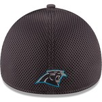 New Era Men's Carolina Panthers Grayed Out Neo 2T 39THIRTY Cap - view number 2