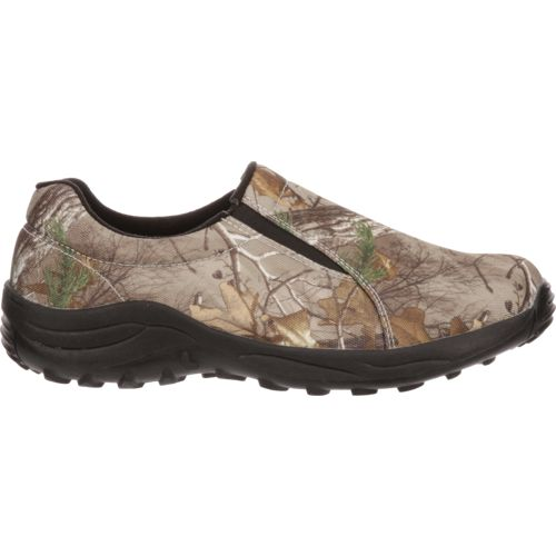 Display product reviews for Magellan Outdoors Men's Camo Moccasins
