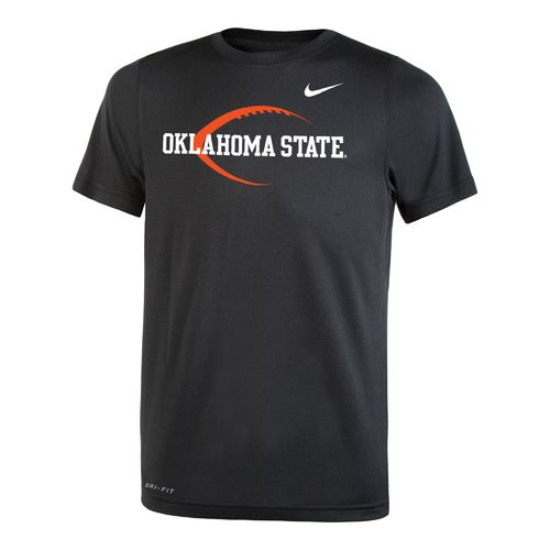 Nike™ Boys' Oklahoma State University Legend Icon T-shirt - view number 1