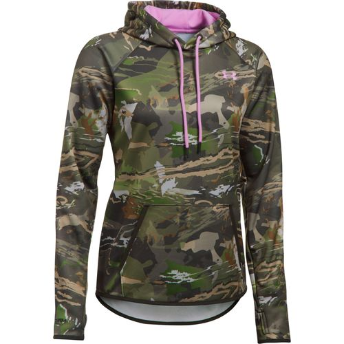 Under Armour Women's Camo Hunting Hoodie