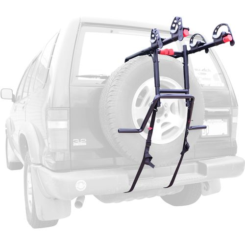 Allen Sports S302 Premier 2-Bicycle Spare Tire Rack