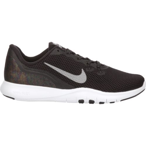 Display product reviews for Nike Women's Flex Trainer 7 Metallic Training Shoes