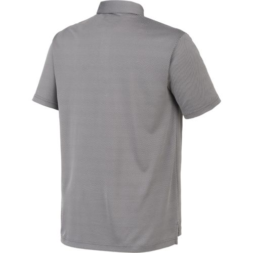 Callaway Men's Performance Golf Short Sleeve Jacquard Polo Shirt - view number 3