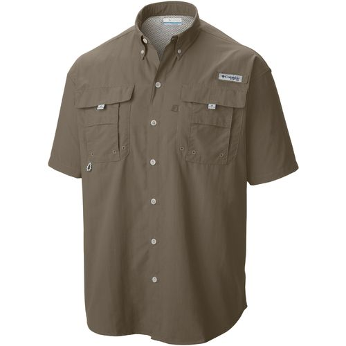 Columbia Sportswear Men's Performance Fishing Gear Bahamas II Big & Tall Short Sleeve Shirt - view number 1