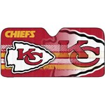 Team ProMark Kansas City Chiefs Universal Auto Sunshade - view number 1