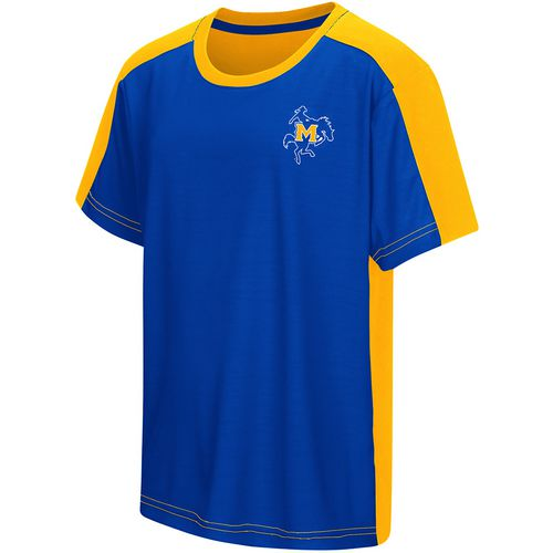Colosseum Athletics Boys' McNeese State University Short Sleeve T-shirt