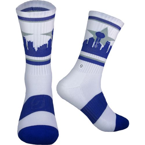 Skyline Dallas Crew Socks