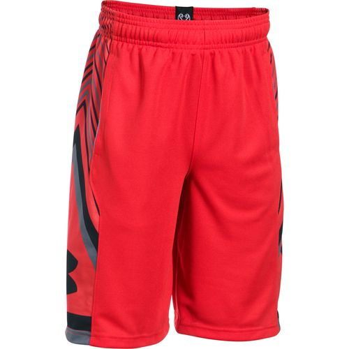 Under Armour Boys' Space the Floor Basketball Short