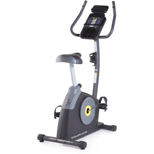 Gold's Gym Cycle Trainer 300 Ci Upright Exercise Bike - view number 1