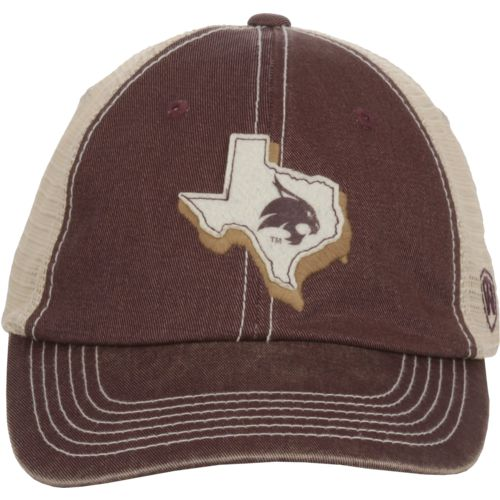Top of the World Men's Texas State University United 2-Tone Adjustable Cap