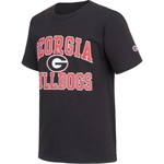 Champion Boys' University of Georgia Jersey T-shirt - view number 3