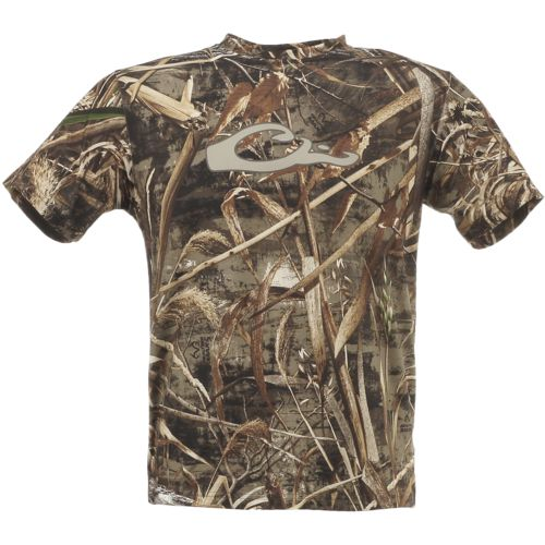 Drake Waterfowl Men's EST Performance Short Sleeve T-shirt